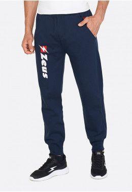 Спортивный костюм (+ шорты) Zeus TRIS TKS + BERMUDA NAPOLI RE/BL Z00395 Спортивные штаны Zeus PANT. POPPY BLU Z01046