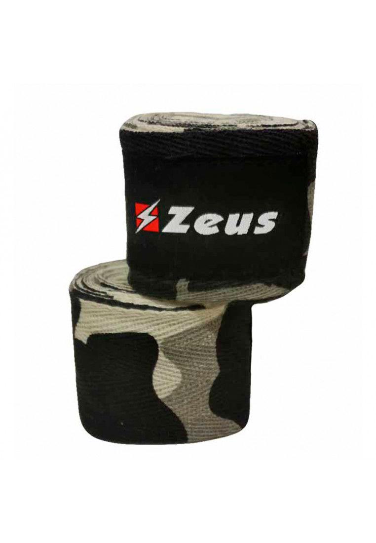 Бинты боксерские Zeus BENDAGGIO mt 3,5 G/CAM (1 пара) Z01082