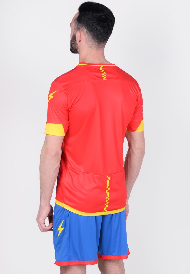 Футбольная форма (шорты, футболка) Zeus KIT MUNDIAL RE/GI Z01085