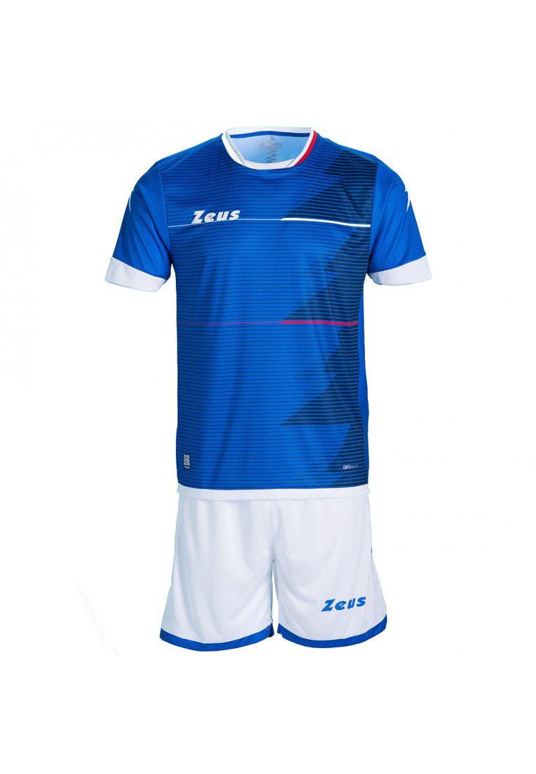 Футбольная форма (шорты, футболка) Zeus KIT MUNDIAL RO/BI Z01086