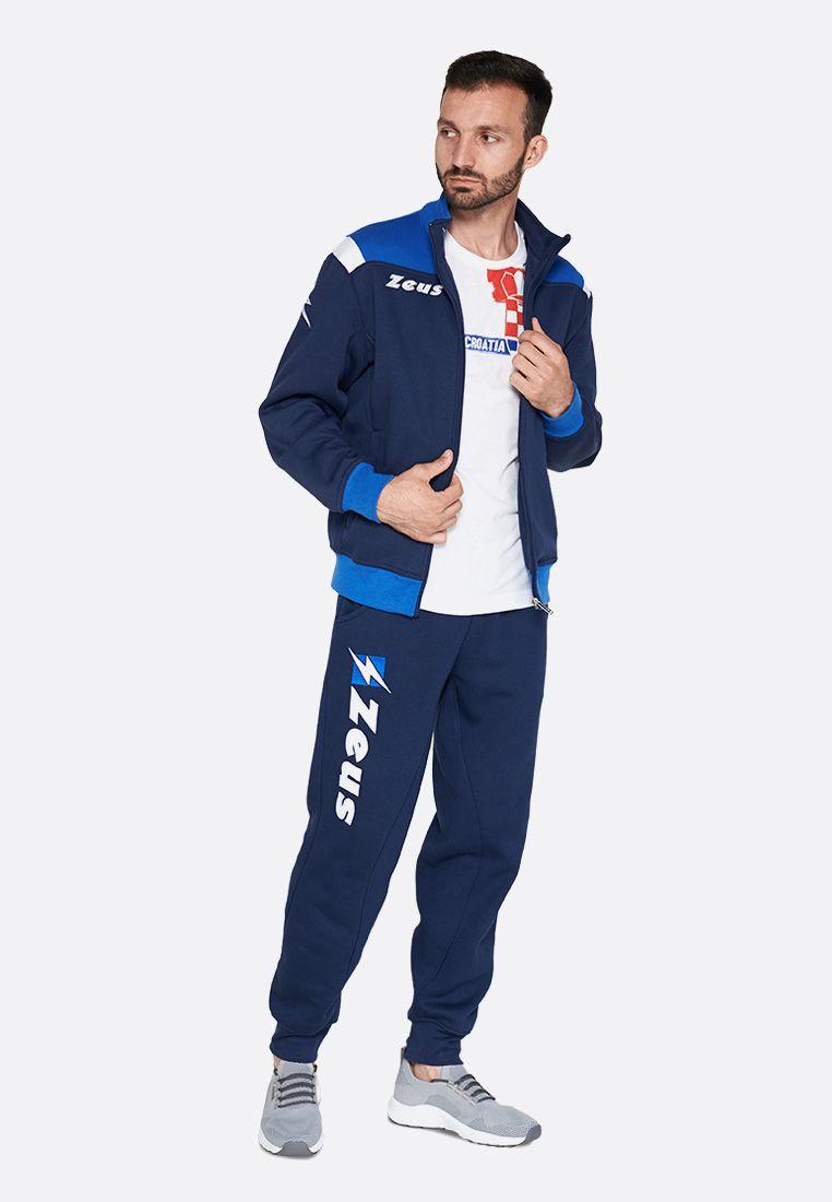 Спортивный костюм Zeus TUTA VESUVIO WINTER BL/RO Z01092