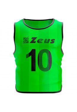 Манишка футбольная Zeus CASACCA PROMO ROSA Z00096 Манишка футбольная (10 шт.) Zeus CASACCA NUMERATA VERFL Z01107