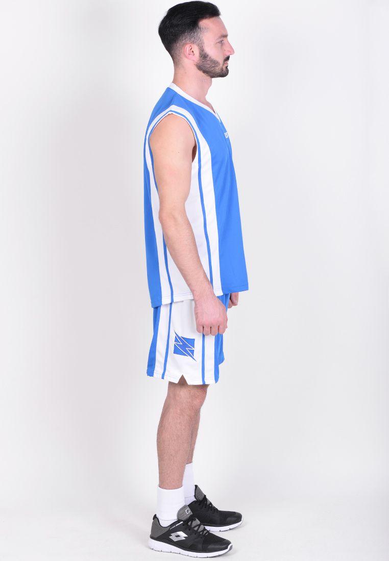 Баскетбольная форма Zeus KIT BOZO RO/BI Z01123