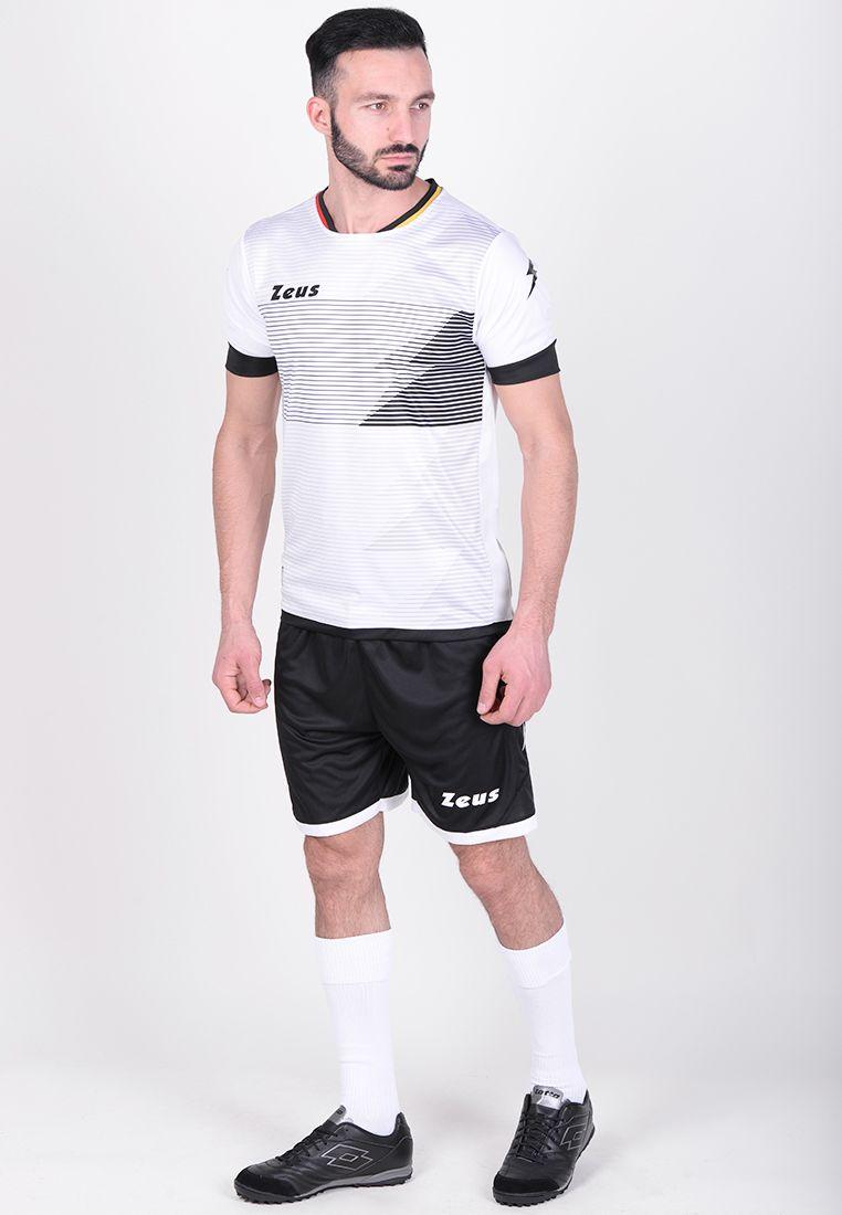 Футбольная форма (шорты, футболка) Zeus KIT MUNDIAL BI/NE Z01126