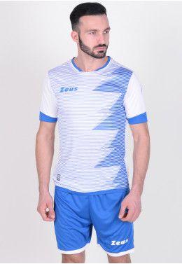 Футбольная форма (шорты, футболка) Zeus KIT MUNDIAL BI/RO Z01127