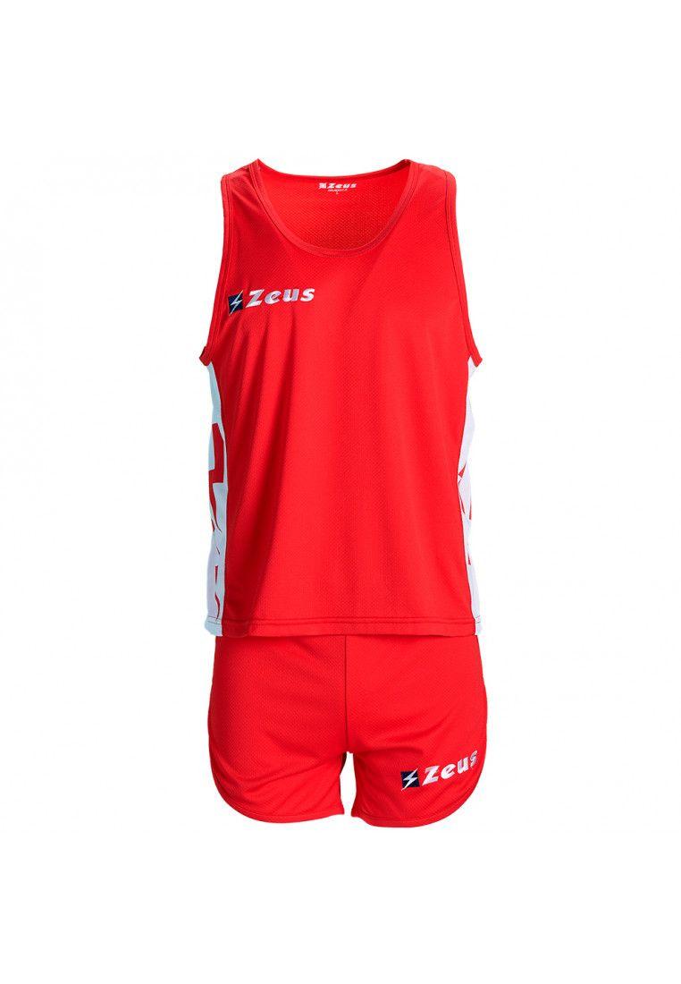 Майка для бега (+ шорты) Zeus KIT RUNNER RE/BI Z01131