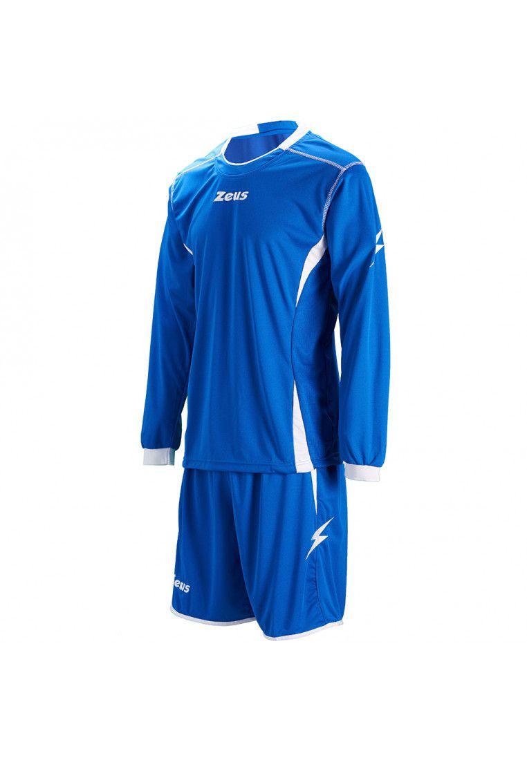 Футбольная форма (шорты, футболка длинный рукав) Zeus KIT SPARTA RO/BI Z01132