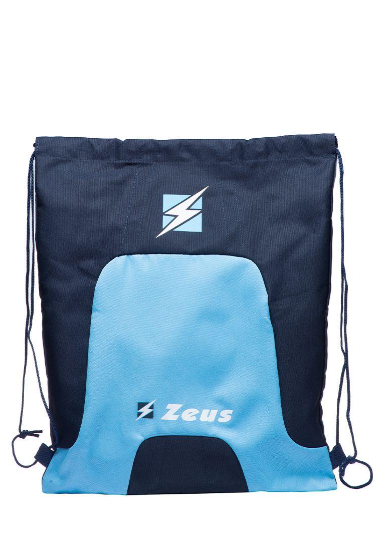 Спортивный рюкзак мешок Zeus ZAINO TIGER BL/SK Z01151