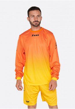 Футбольная форма (шорты, футболка длинный рукав) Zeus KIT EROS AR/GI Z..