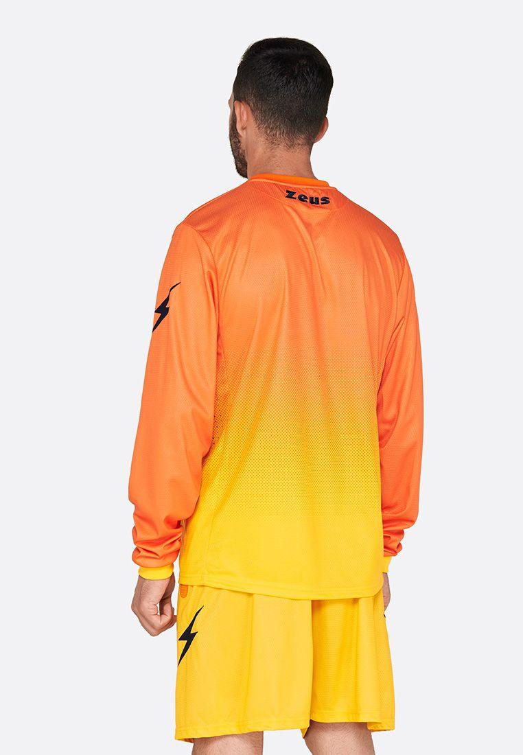 Футбольная форма (шорты, футболка длинный рукав) Zeus KIT EROS AR/GI Z01157