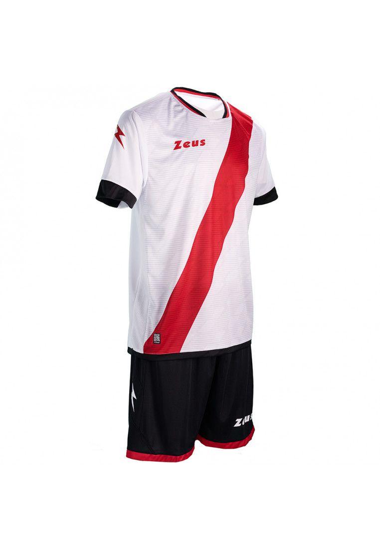 Футбольная форма (шорты, футболка) Zeus KIT ICON BI/RE Z01158