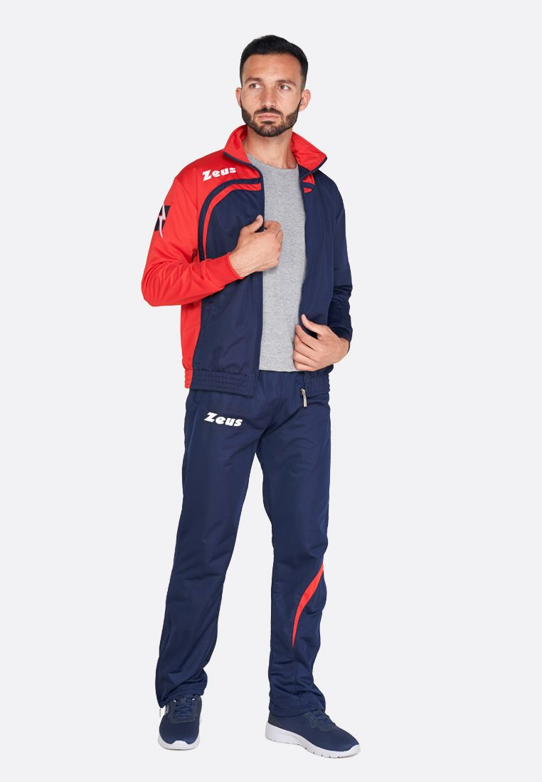 Спортивный костюм Zeus TUTA AMILKARE BL/RE Z01162