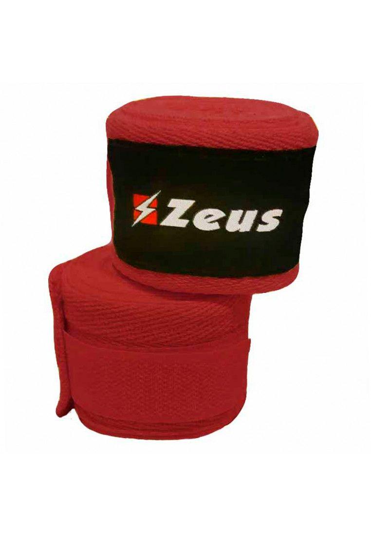 Бинты боксерские Zeus BENDAGGIO mt 3,5 ROSSO (1 пара) Z01180
