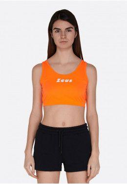 Волейбольная форма (шорты, футболка) Zeus KIT LYBRA DONNA VE/NE Z01022 Топ Zeus CANOTTA BEACH DONNA PRO ARFLU Z01183