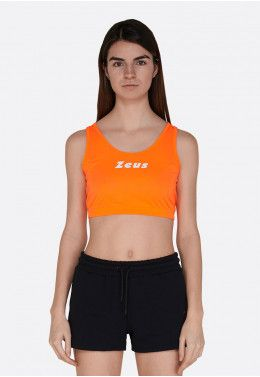Волейбольная форма (шорты, футболка) Zeus KIT LYBRA DONNA FL/BL Z00230 Топ Zeus CANOTTA BEACH DONNA PRO ARFLU Z01183