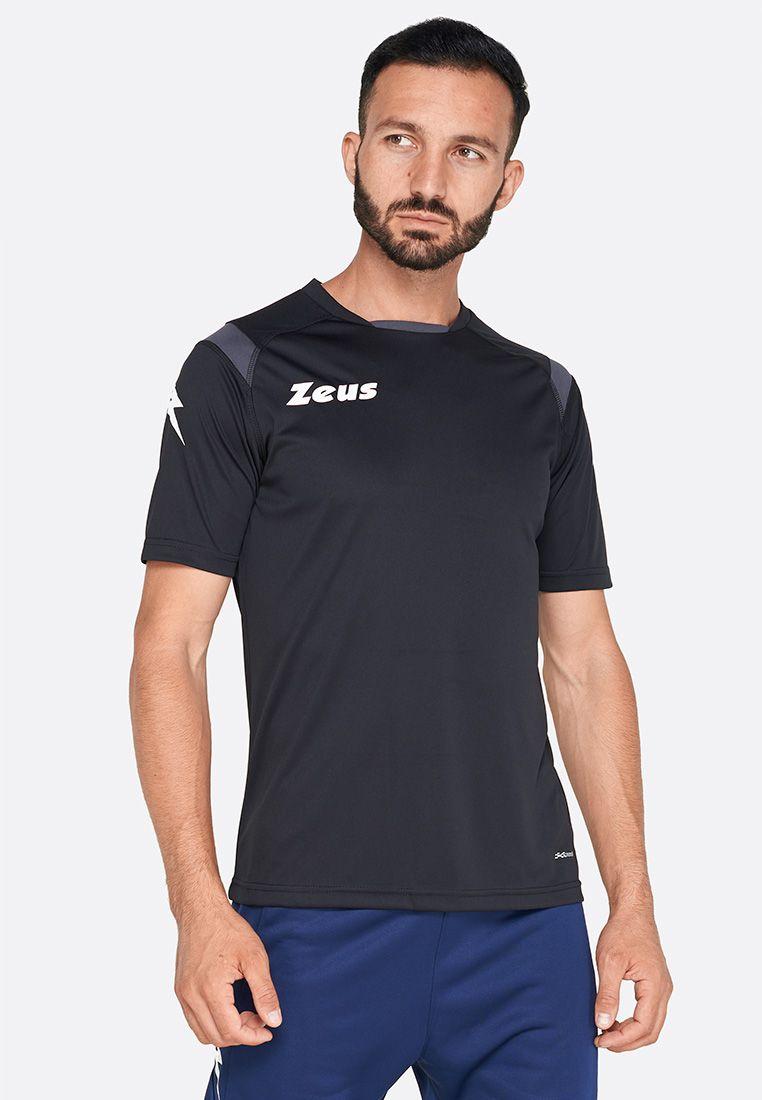 Футболка Zeus MAGLIA MC MONOLITH NERO Z01193
