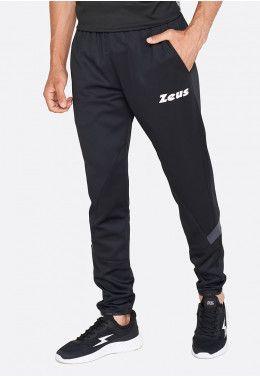 Спортивный костюм (брюки 3/4) Zeus TUTA VIKY BL/BI Z00641 Спортивные штаны Zeus PANT RELAX MONOLITH NERO Z01196