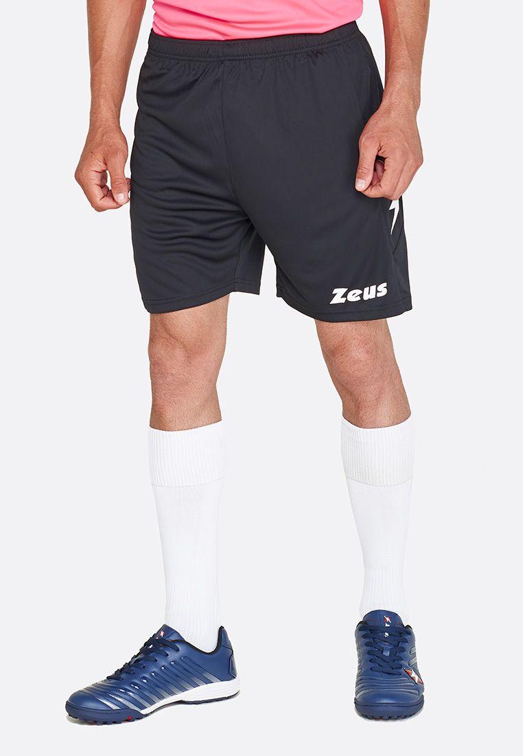 Шорты футбольные Zeus SHORT MONOLITH NERO Z01199