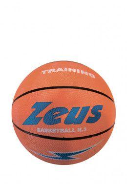 Мяч баскетбольный Zeus PALLONE BASKET COMPETITION PU Z01365 Мяч баскетбольный Zeus PALLONE BASKET GOMMA 3 Z01209