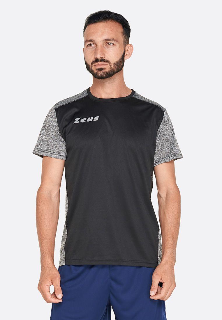 Футболка Zeus T-SHIRT CLICK NERO Z01222