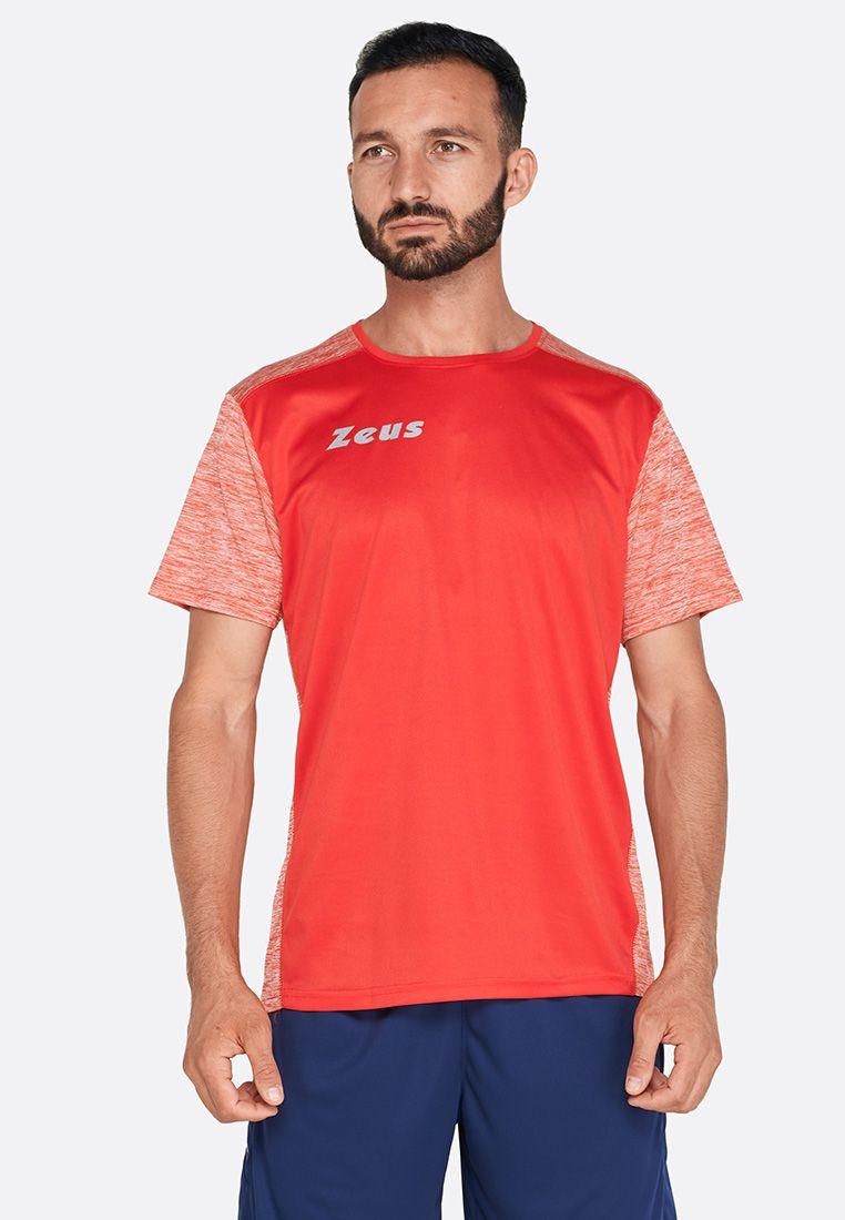 Футболка Zeus T-SHIRT CLICK ROSSO Z01230