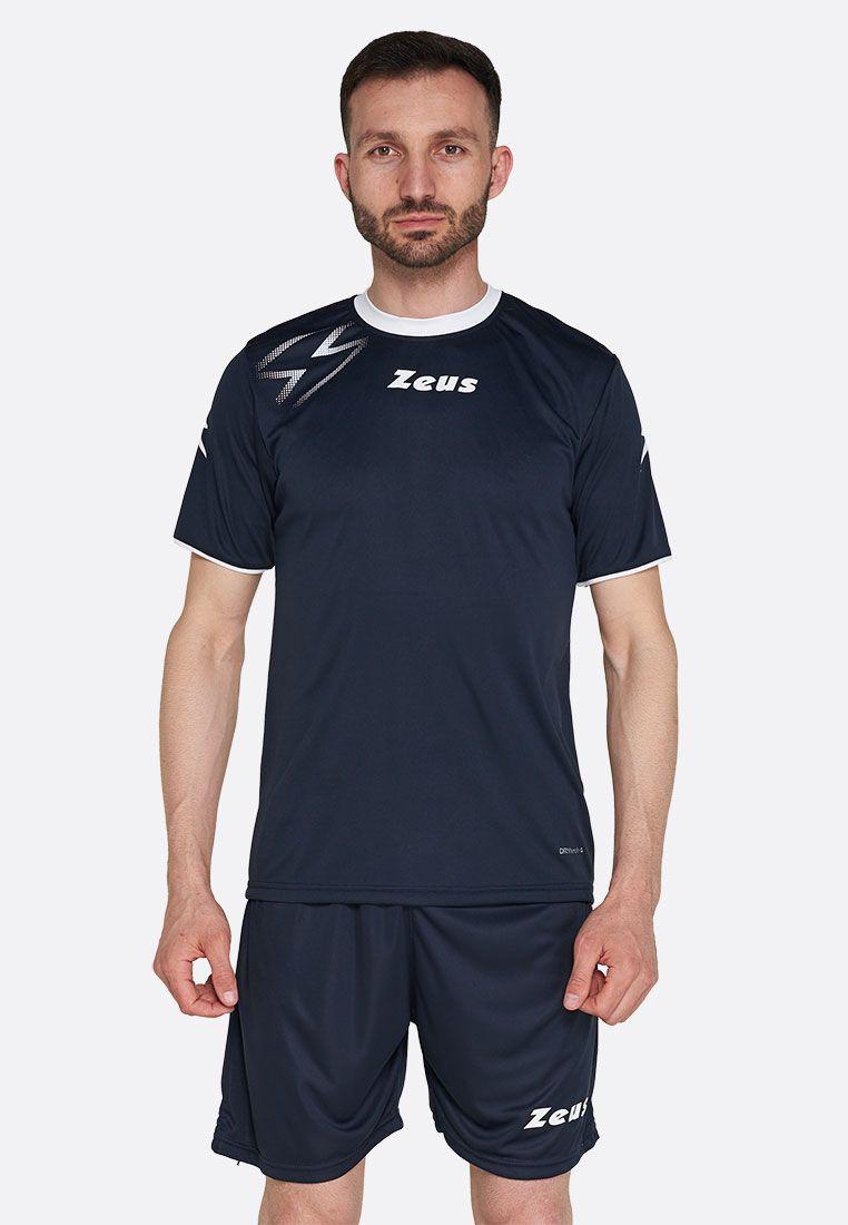 Футболка футбольная Zeus SHIRT MIDA BL/BI Z01239