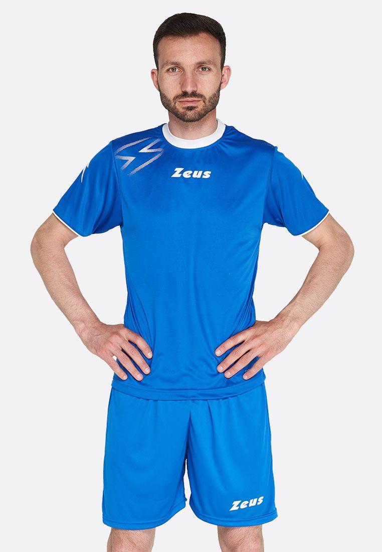 Футболка футбольная Zeus SHIRT MIDA RO/BI Z01240