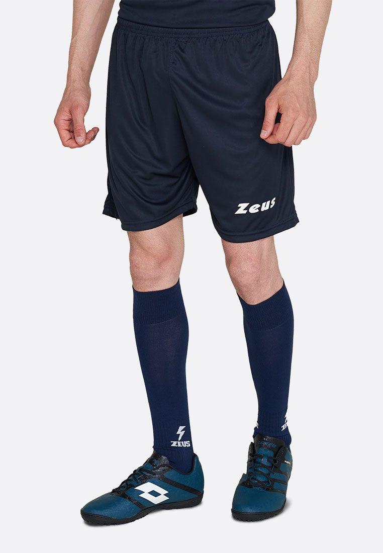 Шорты футбольные Zeus SHORT MIDA BLU Z01242