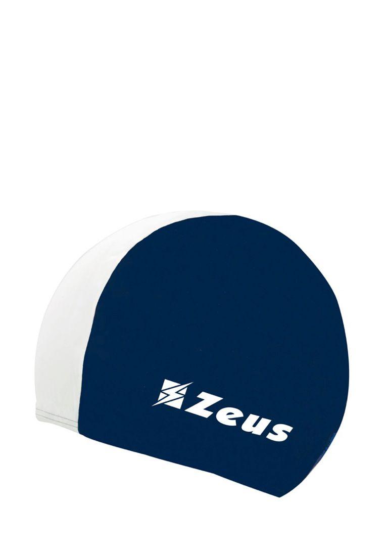 Шапочка для плавания Zeus CUFFIA NUOTO EKO BL/BI Z01246