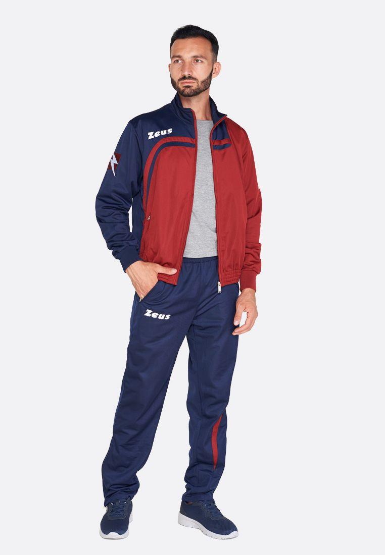 Спортивный костюм Zeus TUTA AMILKARE GN/BL Z01267