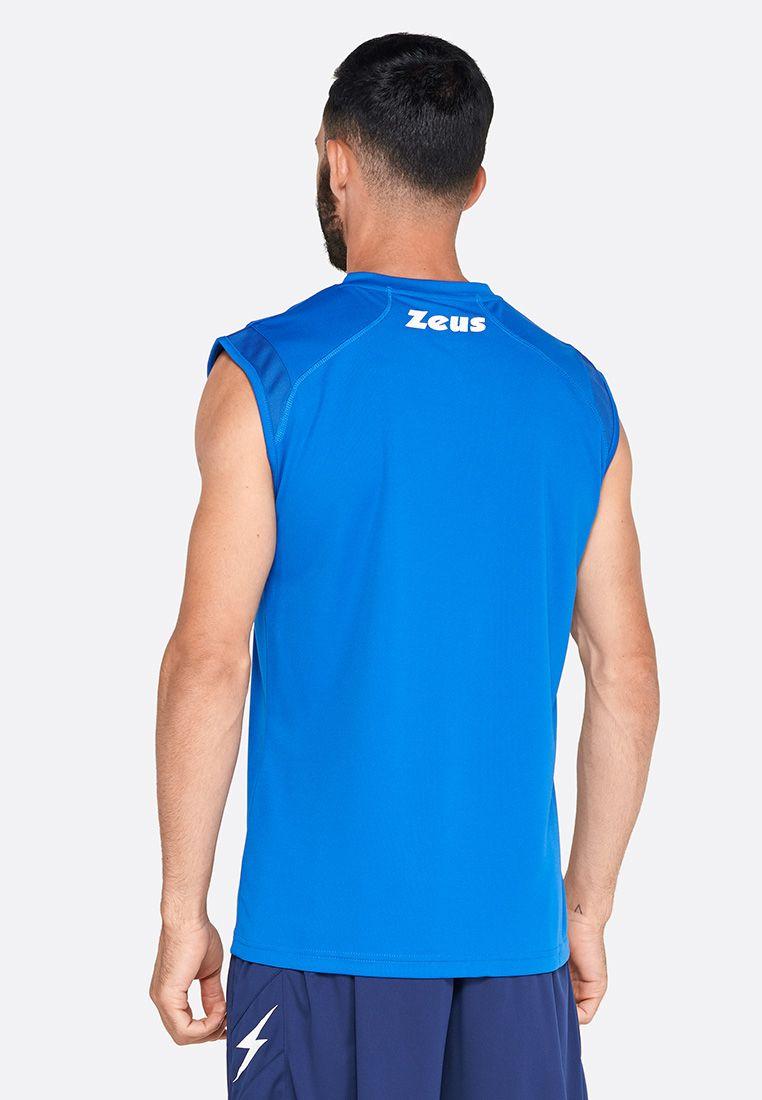 Футболка (без рукавов) Zeus CANOTTA MONOLITH ROYAL Z01274