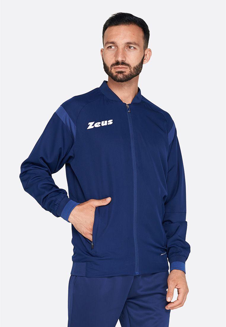 Спортивная кофта Zeus GIACCA MICRO MONOLITH BLU Z01277