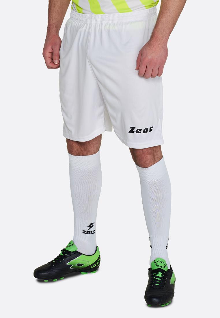 Шорты футбольные Zeus SHORT MIDA BIANC Z01308