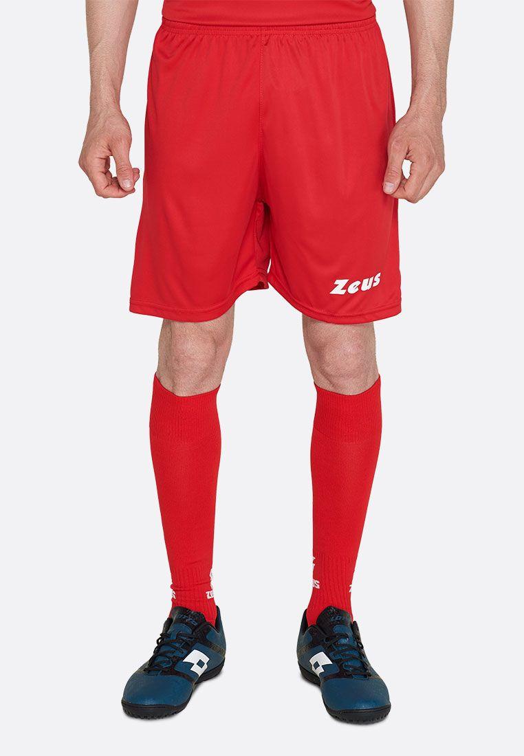 Шорты футбольные Zeus SHORT MIDA ROSSO Z01309