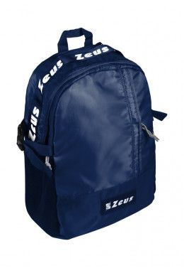 Спортивный рюкзак мешок Zeus ZAINO TIGER BL/RE Z01150 Спортивный рюкзак Zeus ZAINO SUPER BLU Z01340
