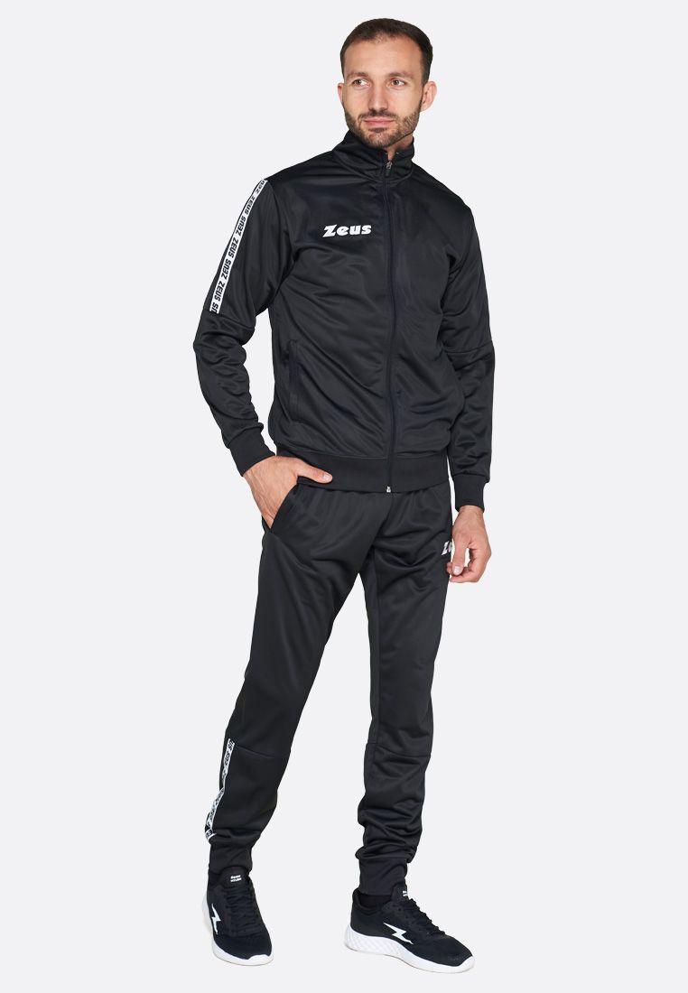 Спортивный костюм Zeus TUTA URBAN NERO Z01347