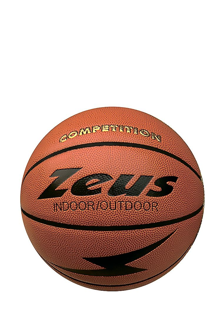 Мяч баскетбольный Zeus PALLONE BASKET COMPETITION PU Z01365