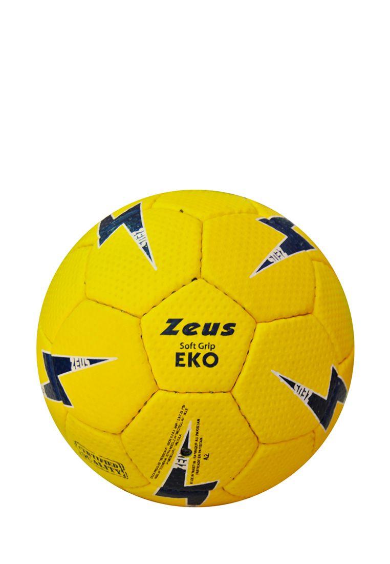 Мяч гандбольный Zeus PALLONE HANDBALL EKO GIALL 1 Z01366