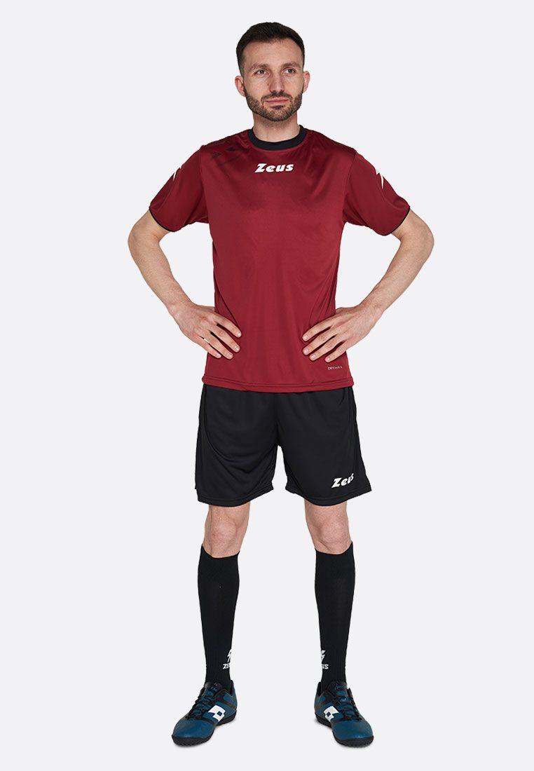 Футболка футбольная Zeus SHIRT MIDA GN/NE Z01367