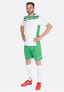 Футбольная форма (шорты, футболка) Zeus KIT ITACA UOMO BI/VE Z01379