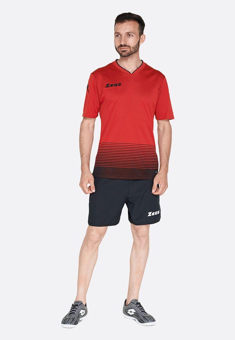 Футбольная форма (шорты, футболка) Zeus KIT ORION RE/NE Z01381