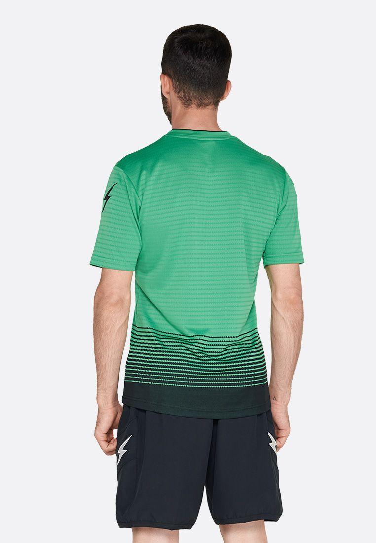Футбольная форма (шорты, футболка) Zeus KIT ORION VE/NE Z01383