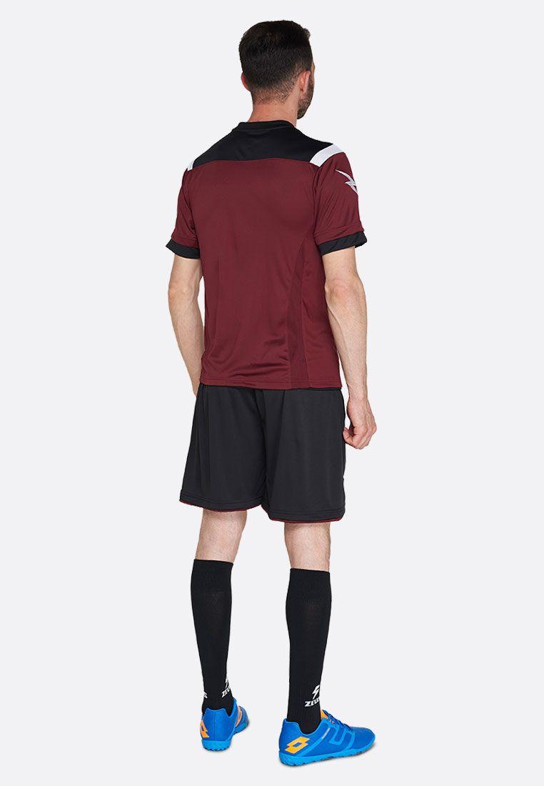 Футбольная форма (шорты, футболка) Zeus KIT VESUVIO GN/NE Z01427