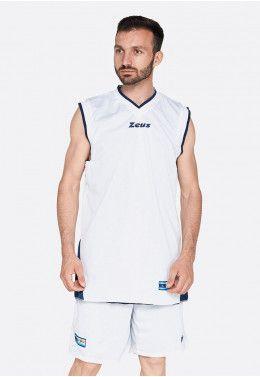Баскетбольная форма Zeus KIT DOBLO BL/BI Z00681 Баскетбольная форма Zeus KIT DOBLO BI/BL Z01432