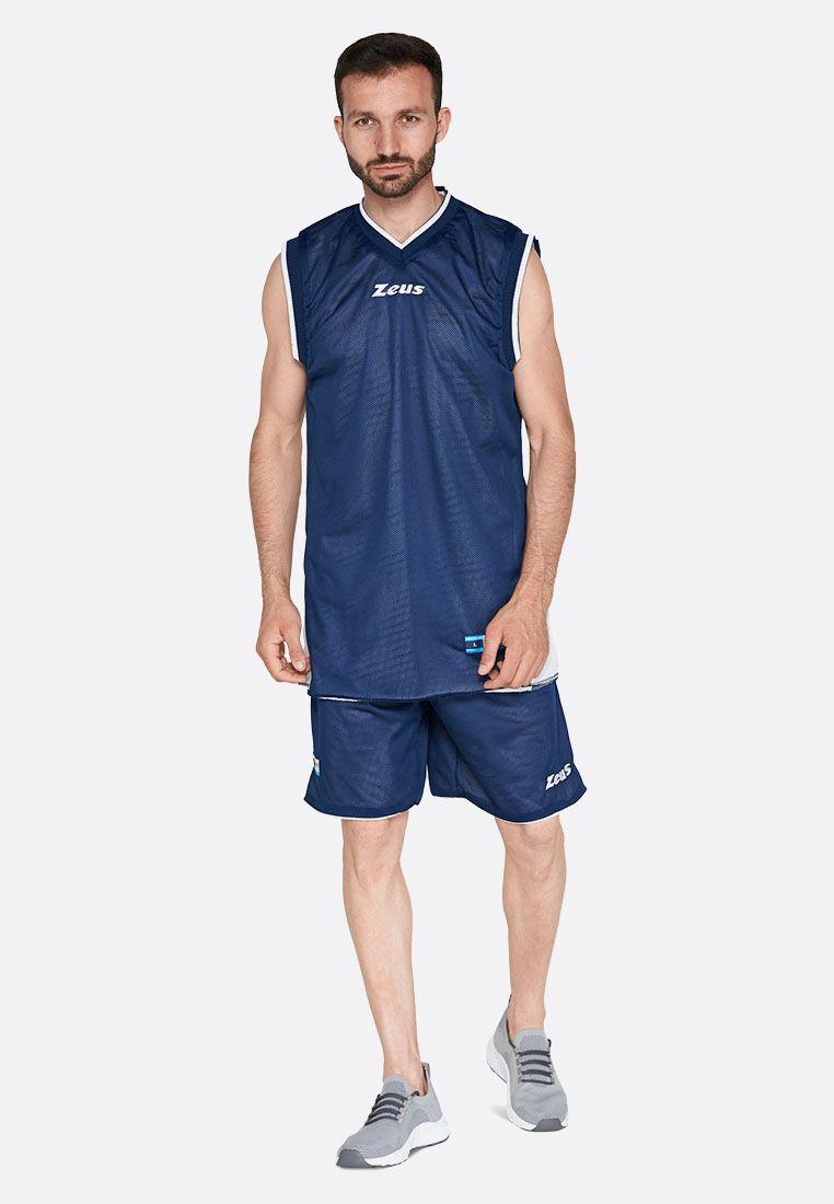 Баскетбольная форма Zeus KIT DOBLO BI/BL Z01432