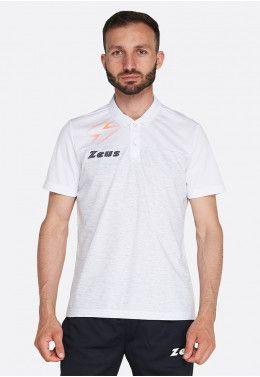 Тенниска Zeus POLO OLYMPIA BIANC Z01434