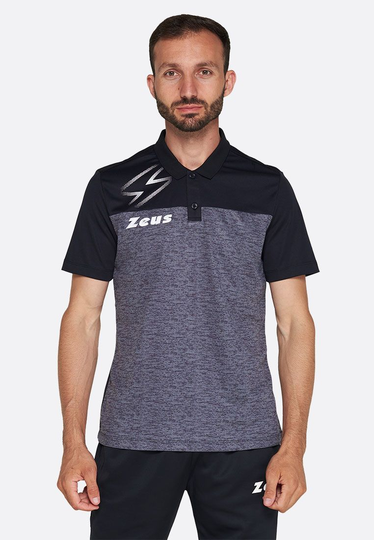 Тенниска Zeus POLO OLYMPIA NERO Z01436