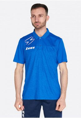Тенниска Zeus POLO ITACA BL/RO Z00597 Тенниска Zeus POLO OLYMPIA ROYAL Z01438