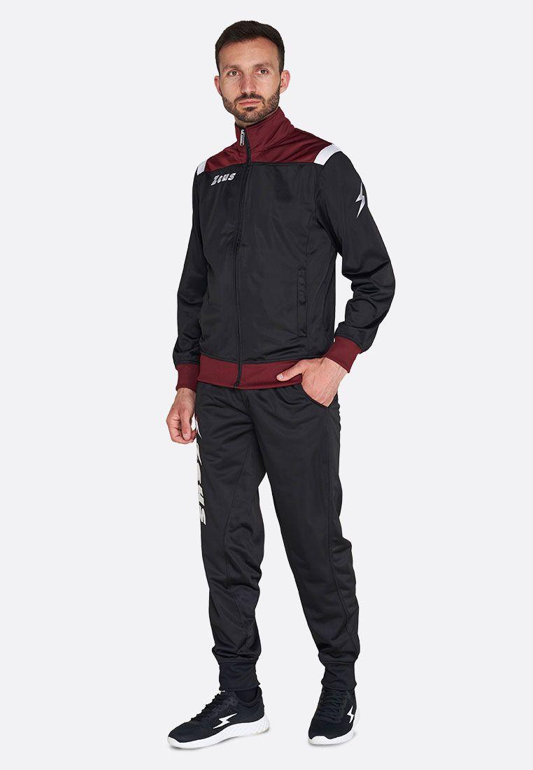 Спортивный костюм Zeus TUTA RELAX VESUVIO NE/GN Z01484