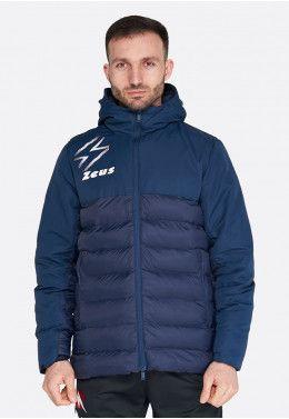 Футбольная форма (шорты, футболка) Zeus KIT AQUARIUS RE/BI Z00189 Куртка Zeus GIUBBOTTO OLYMPIA BLU Z01493